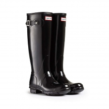 Women's Original Tall Gloss Boot by Hunter