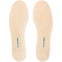 Luxury Shearling Insole by Hunter