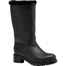 Women's Original Shearling Line Leather Pull On Boot