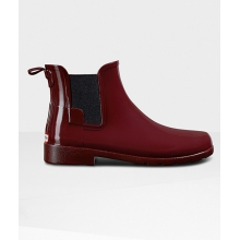 - Refined Chelsea Gloss Boot by Hunter