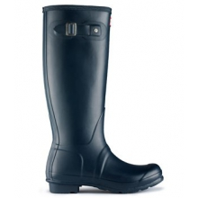 Hunter Original Tall Rain Boot - Women's-Black-10 by Hunter
