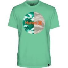 Hurley Krush Flammo Mens Premium Fit T-Shirt by Hurley