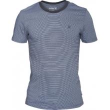 Hurley Staple Olson Stripe Crew Mens Premium Fit T-Shirt by Hurley