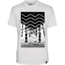 Hurley Mens Pier Waves Tee by Hurley