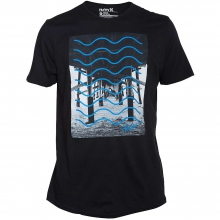 Men's Pier Waves Shirt by Hurley