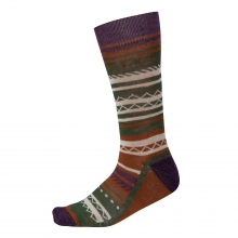 Harvest Stripe Sock by Ibex