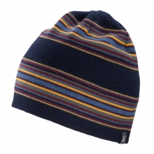 Men's Double Stripe Knit Beanie by Ibex