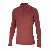 Woolies 1 Zip T-Neck by Ibex in Smithers BC