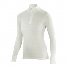 Woolies 1 Zip T-Neck by Ibex