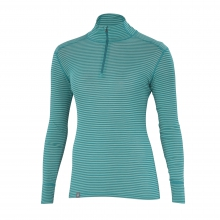 Woolies 1 Zip Neck by Ibex