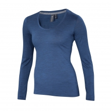 Women's OD Heather Crew by Ibex in Highland Park Il