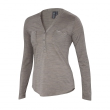 Women's OD Shanti Henley by Ibex in Spokane Wa