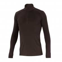 Woolies 2 Zip T-Neck by Ibex