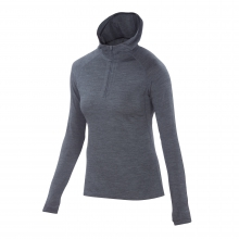 Women's Indie Hoody by Ibex in Norwood MA