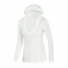 Shadow Stripe Hoody by Ibex