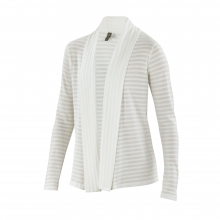 Shadow Stripe Cardigan by Ibex in Branford Ct