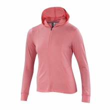VT Hooded Full Zip by Ibex