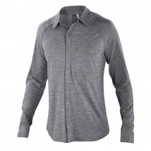 OD Heather Long Sleeve Shirt by Ibex