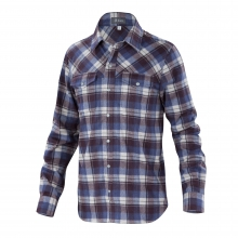 Men's Taos Plaid Shirt by Ibex in Colorado Springs Co