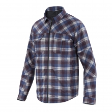 Wool Aire Reversible Camp Shirt-Jac by Ibex in Highland Park Il