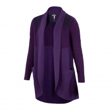 Chroma Sweater Cardigan by Ibex