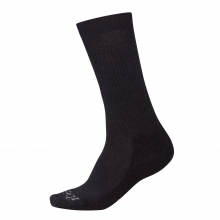 Solid Ribbed Sock by Ibex in Seattle Wa