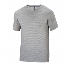 Men's OD Heather T Stripe by Ibex