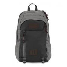 Foxhole Backpack - Grey Tar/Shady Grey by JanSport