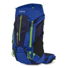 Klamath 55 Internal Frame Backpack - Blue Streak/Navy Moonshine by JanSport