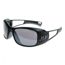 Tensing Glacier Glasses with Spectron 4 Lenses - Black in Golden, CO