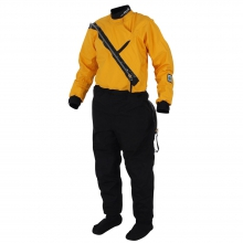 Women's Gore-Tex Front Entry Drysuit with Drop Seat - WGFED