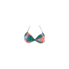 Womens Twister Top-Carnivale Print - Sale Multi Small by L Space