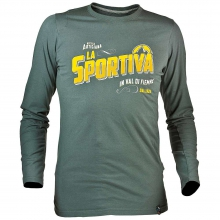 Men's EST 1928 Long Sleeve T-Shirt by La Sportiva