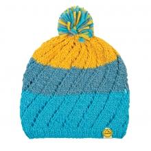 - Shevy Beanie - LG/XL - Ice Blue Yellow by La Sportiva