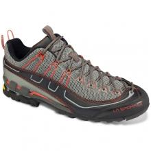 Xplorer Hiking Shoes - Men's: Grey/Red, 11.5 US / 45.5 EUR in Fairbanks, AK
