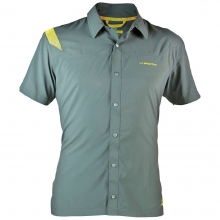 - Kronus Shirt - X-Large - Brown by La Sportiva