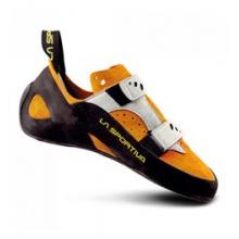 Jeckyl VS Climbing Shoe - Orange In Size by La Sportiva