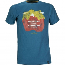 Men's Welcome T Shirt by La Sportiva