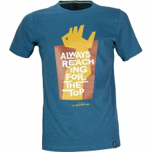 Men's Reaching The Top T Shirt by La Sportiva