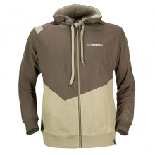- Rocklands Hoody M - SMALL - Taupe Brown by La Sportiva