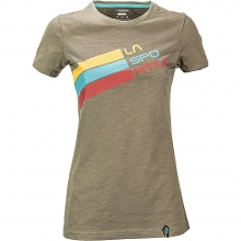 Women's Stripe Logo T-Shirt by La Sportiva