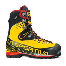Nepal Cube GTX Mountaineering Boot - Men's - Yellow In Size by La Sportiva
