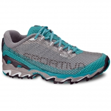 Wildcat 3.0 Trail Running Shoe Womens - Turquoise 42 by La Sportiva