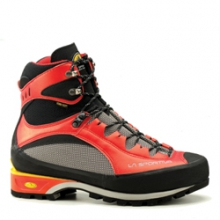 mens trango s evo gtx red/ black size 40.5 by La Sportiva