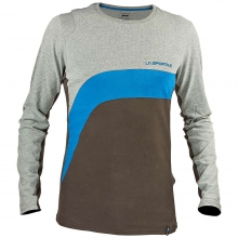 Men's Swing Long Sleeve T-Shirt by La Sportiva