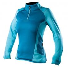 - Vega Pullover Wmns - X-Small - Fjord Malibu Blue by La Sportiva