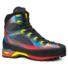 - Trango Cube GTX M - 46 - Blue/Red by La Sportiva