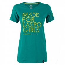 Girl's For Laspo Tee by La Sportiva