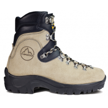Xplorer Hiking Shoes - Men's: Grey/Red, 11.5 US / 45.5 EUR by La Sportiva
