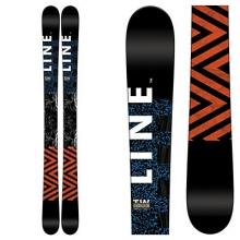 Tom Wallisch Shorty Kids Skis 2017 by Line